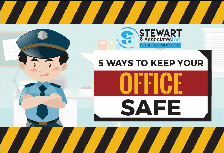Keeping Your Office Safe [Infographic]